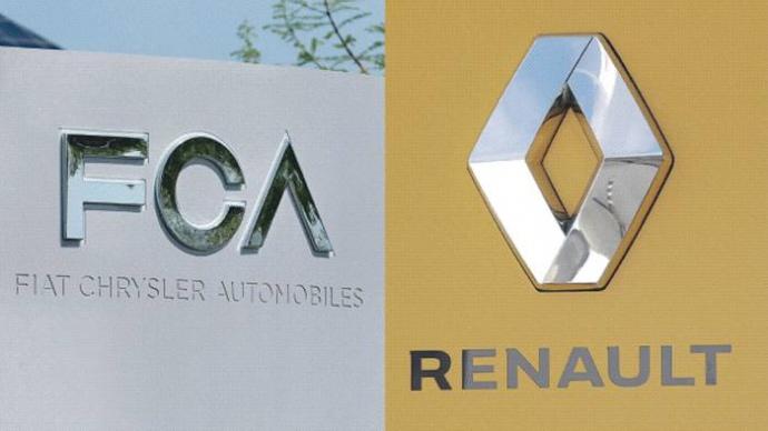Итало-американский Фиат Chrysler ифранцузский Рено ведут переговоры о объединении