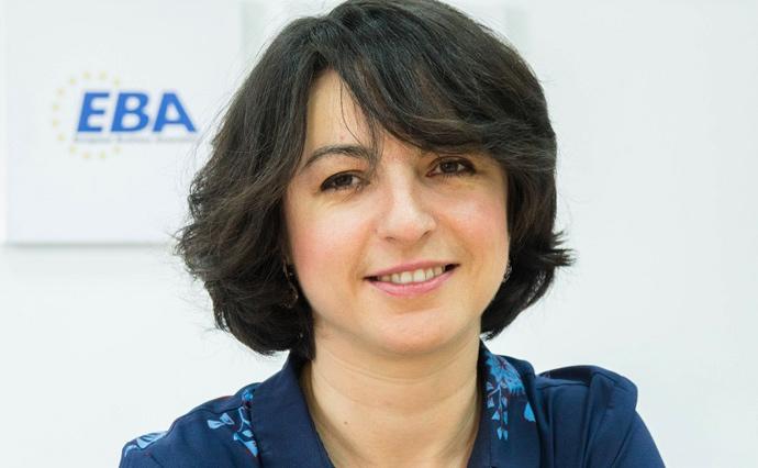 Виконавчий директор Європейської бізнес асоціації Анна Дерев'янко