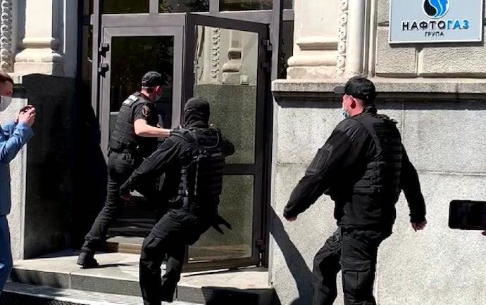 """Фискалы проводят обыски в """"Нафтогазе"""" из-за неуплаты 3 миллиардов"""
