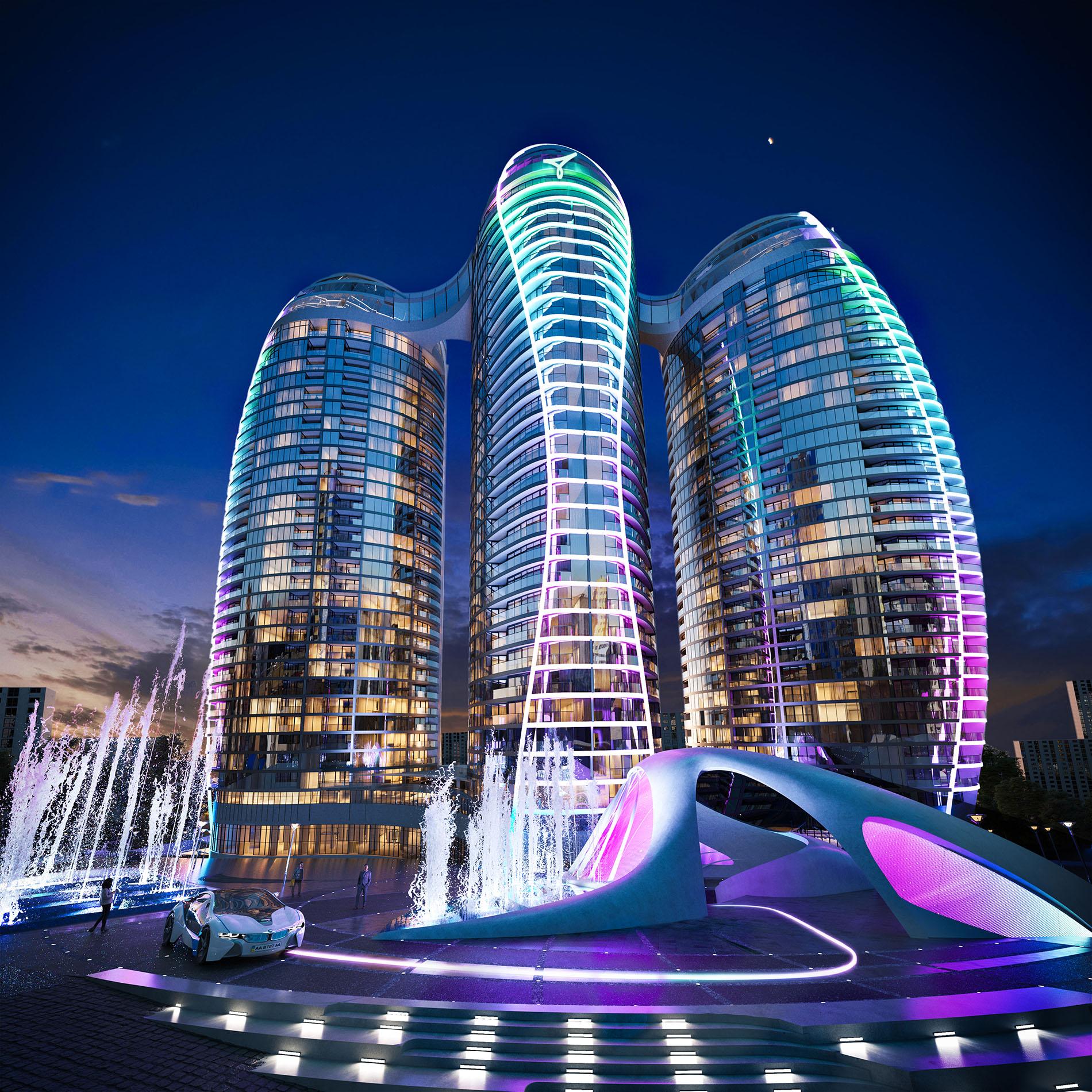 жк taryan towers