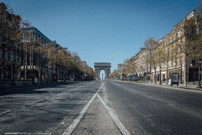 Во Франции снизилось промпроизводство