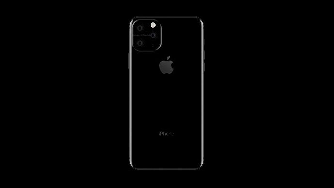 Рендер нового iPhone