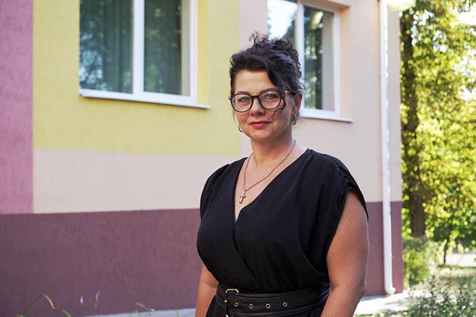 Елла Віннікова, директорка дитячого садка