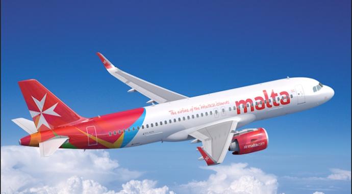 Картинки по запросу Авиакомпания Air Malta удвоит количество рейсов в Украину