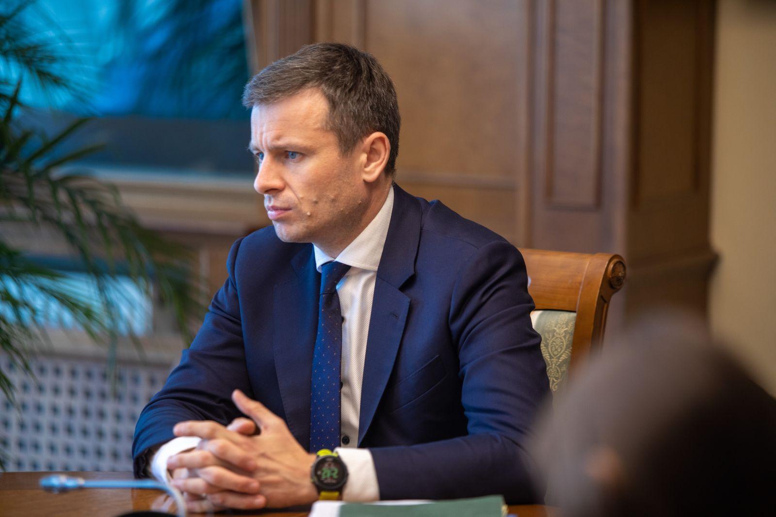 Глава Минфина Марченко задекларировал почти 500 тысяч зарплаты | Экономическая правда