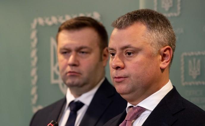 Олексій Оржель і Юрій Вітренко на брифінгу 21 грудня відзвітували про переговори
