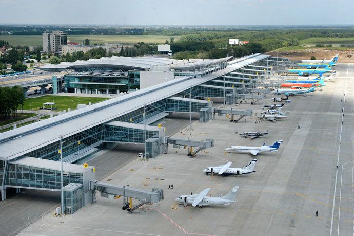 """Корпоратизацию аэропорта """"Борисполь"""" отложили на полгода ..."""
