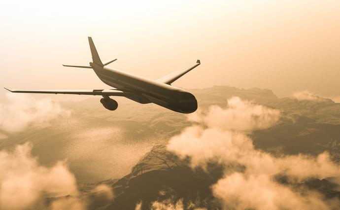 Авіаперевезення б