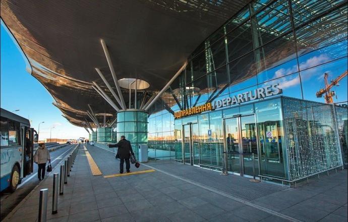 Схема терминал d борисполь фото 13