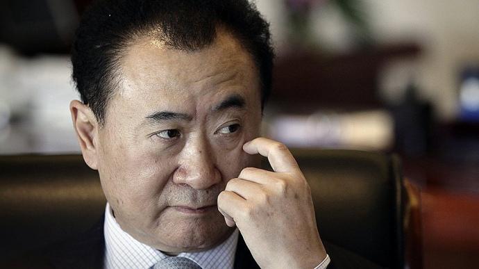 Ван Цзяньлинь - самый богатый человек Китая. Его состояние оценивается в 32,1 миллиарда долларов