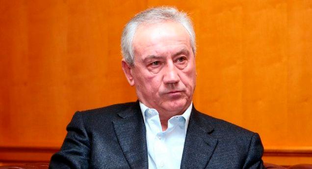 Ukraynanın klub prezidenti axtarışa verilib
