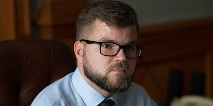 Голова Укрзалізниці Євген Кравцов