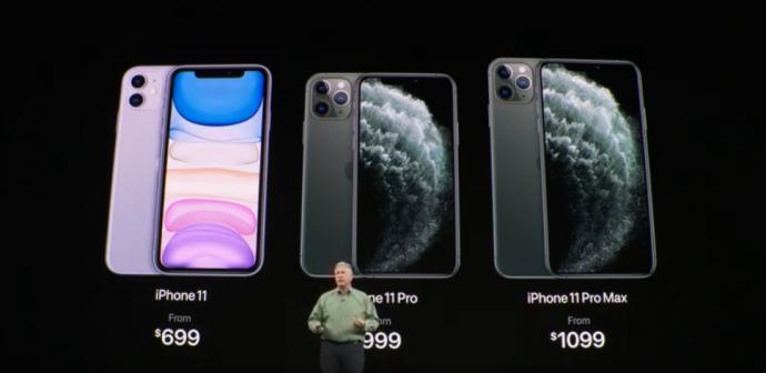 iphone 11 видео трансляция