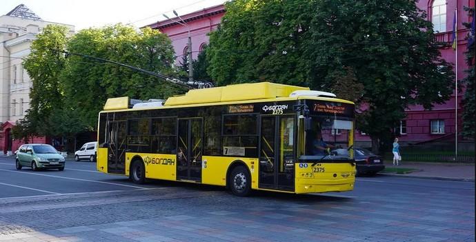 Київ виділить 83 мільярда за 5 років на розвиток транспорту