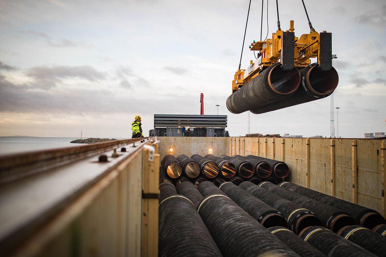 """Стефанішина застерегла, що """"Північний потік-2"""" створює """"поле для газової битви"""" у Європі"""