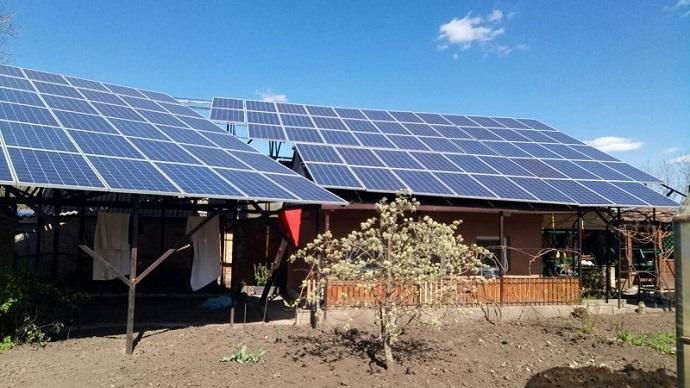 Минэнерго начало борьбу с домашними солнечными электростанциями ...