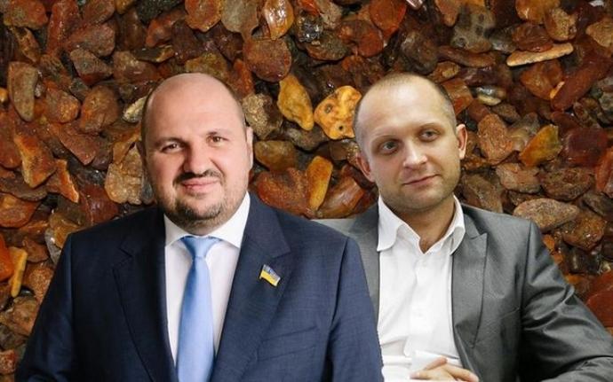 Борислав Розенблат и Максим Поляков