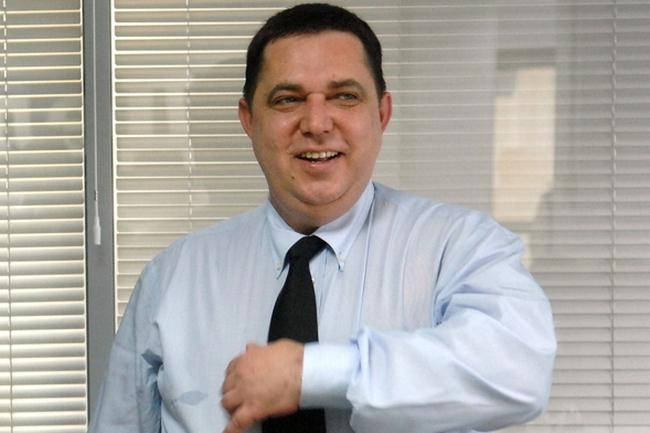 Сергей Антонов, основатель фондовой биржи