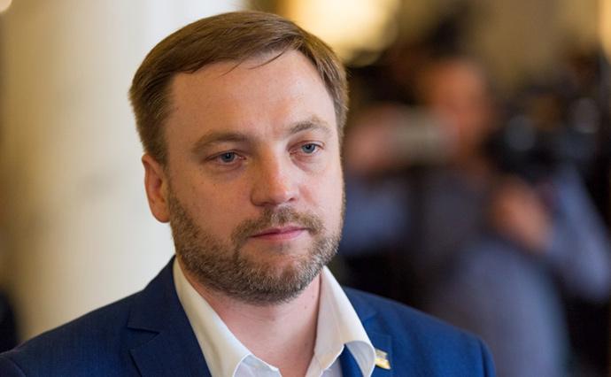 Голова парламентського комітету з питань правоохоронної діяльності Денис Монастирський