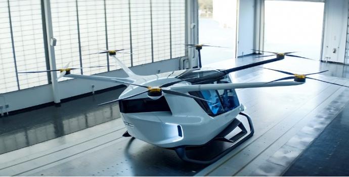 Апарат ідеально підходить для реагування на надзвичайні ситуації, перевезення вантажів та людей