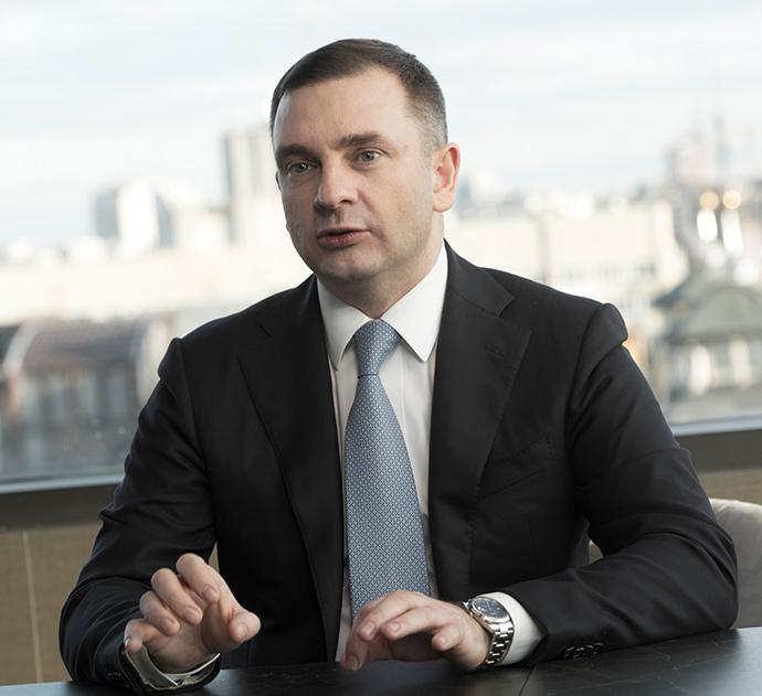 Керуючий партнер юридичної фірми GOLAW, адвокат Валентин Гвоздій