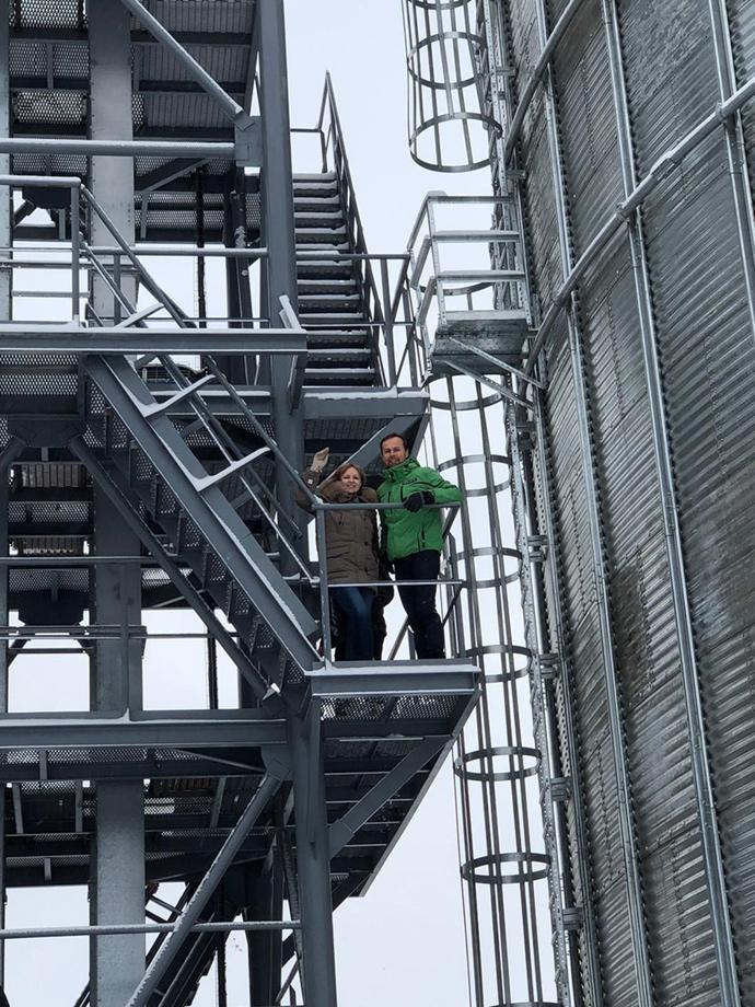 У 2019 році Agromino збільшила складські потужності Вовчанського елеватору в Харківській області