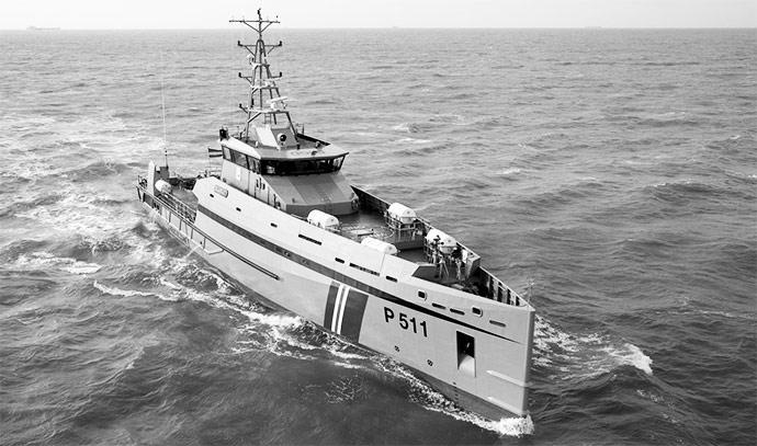Миколаївська компанія MDEM проєктує морські судна для голландської DAMEN