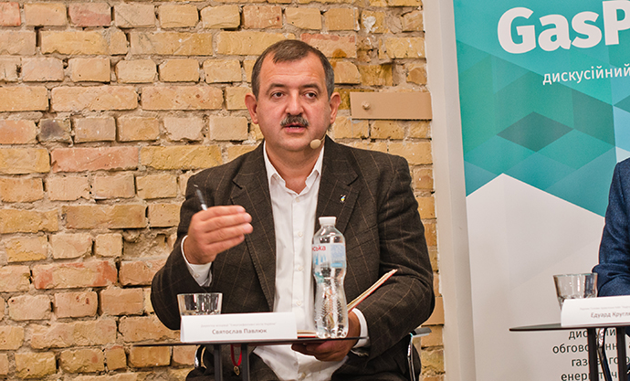 Святослав Павлюк, директор асоціації