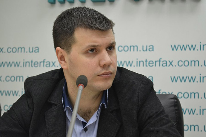 Олег Падалка, директор