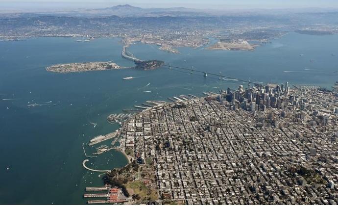 Затока Сан-Франциско