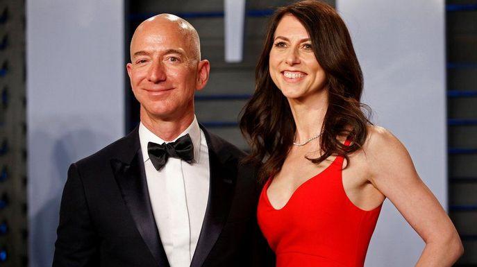 Экс-супруга богатейшего человека планеты отдаст половину состояния наблаготворительность