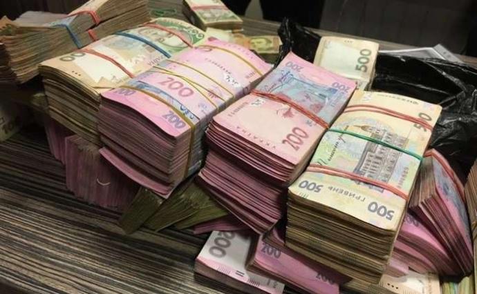 ГФС: вУкраинском государстве неменее 2 тыс. гривневых миллионеров