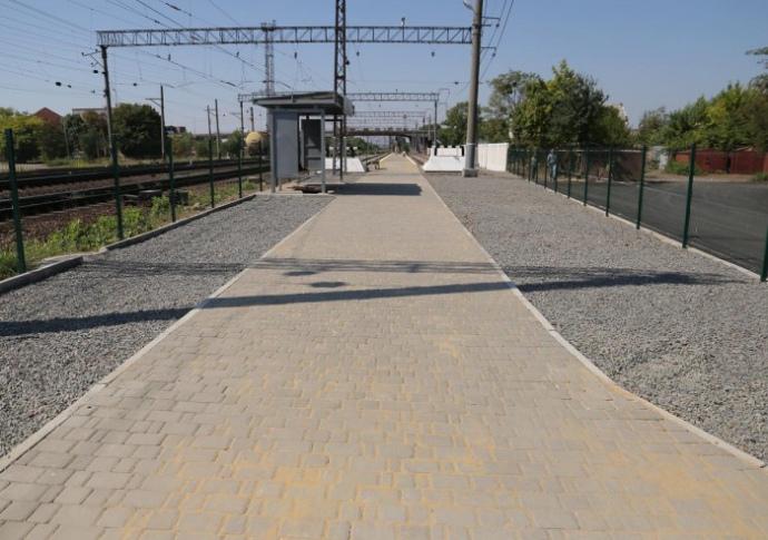У Мукачеві підготувалися до запуску поїздів на Будапешт (фото)