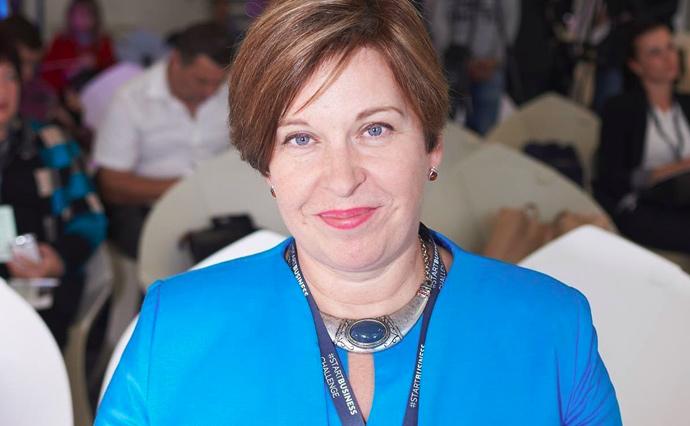 Голова Державної регуляторної служби Ксенія Ляпіна