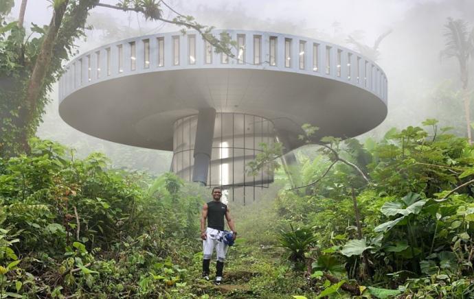 На виручені кошти команда SPACE 1OOO буде проводити будівництво архітектурного проекту