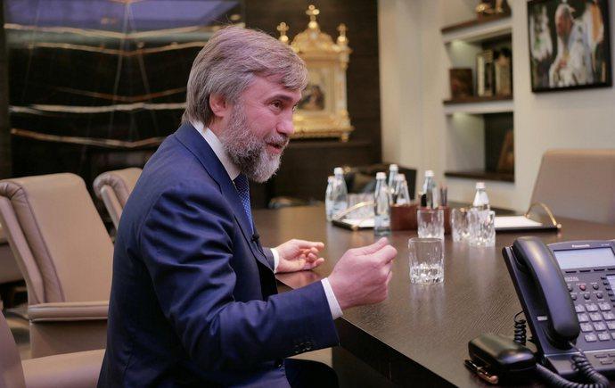 Вадим Новинський вважає, що з його банком вчинили нечесно