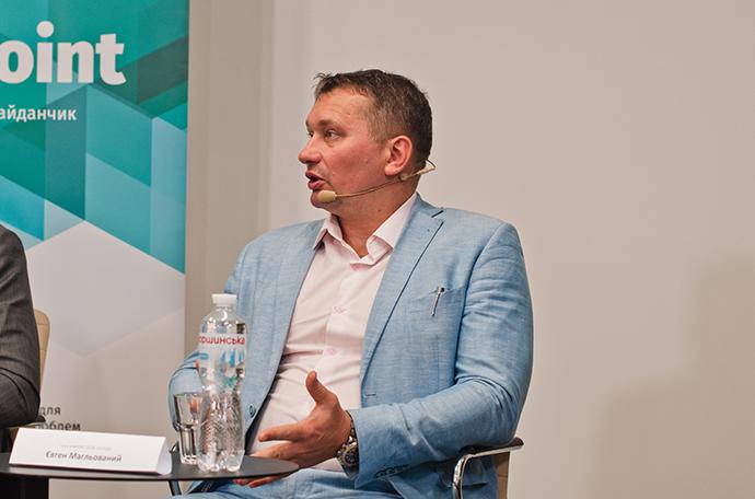 Євген Магльований, ексчлен Національної комісії, що здійснює державне регулювання у сферах енергетики та комунальних послуг