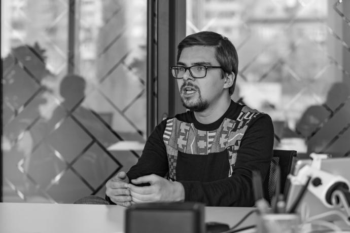 29-річний харків'янин Георгій Халявський, керівник з розвитку Uber в країнах Центральної та Східної Європи