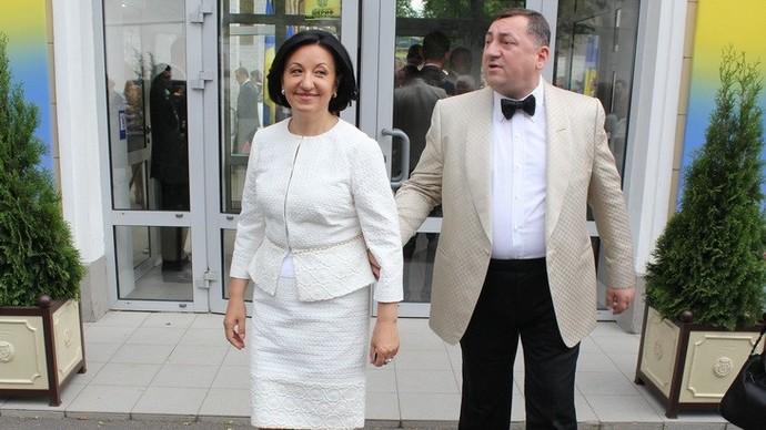 Галина і Олександр Гереги