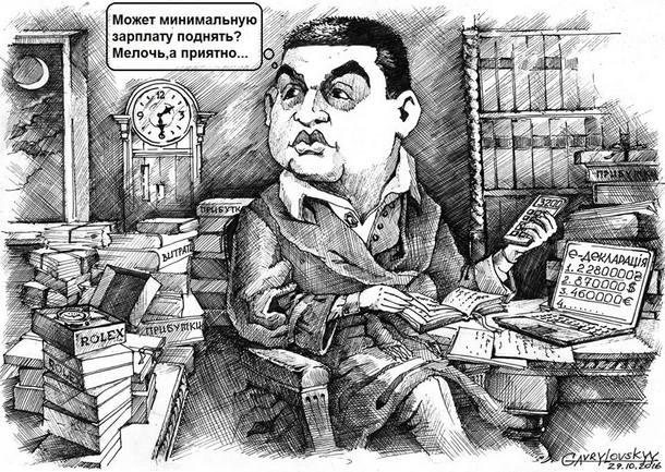 Кабмин подготовил ко второму чтению госбюджет-2017 и направил его в Раду, - Гройсман - Цензор.НЕТ 4803