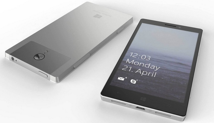 Концепт Surface Phone