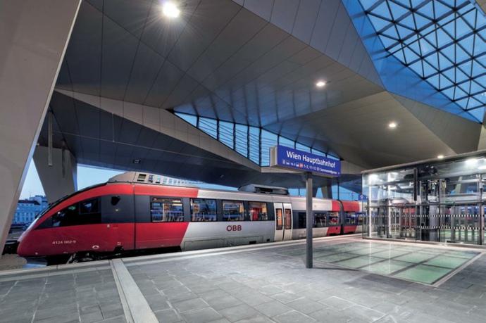 Венский вокзал