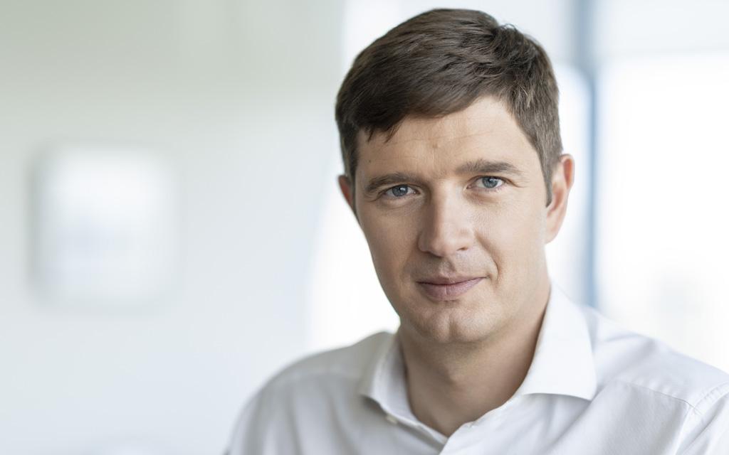 Генеральний директор ДТЕК Енерго Дмитро Сахарук
