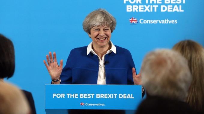 Тереза Мей назвала суму компенсації завихід Британії з ЄС