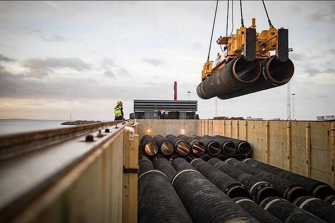 """Будівництво """"Північного потоку-2"""" затягнеться на два роки ..."""
