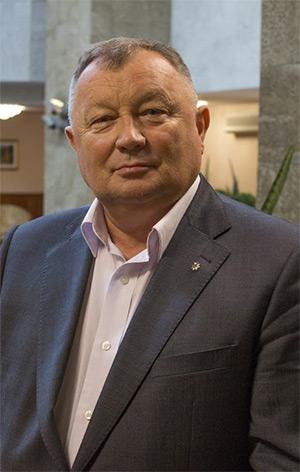 Радник Міністра внутрішніх справ Михайло Апостол