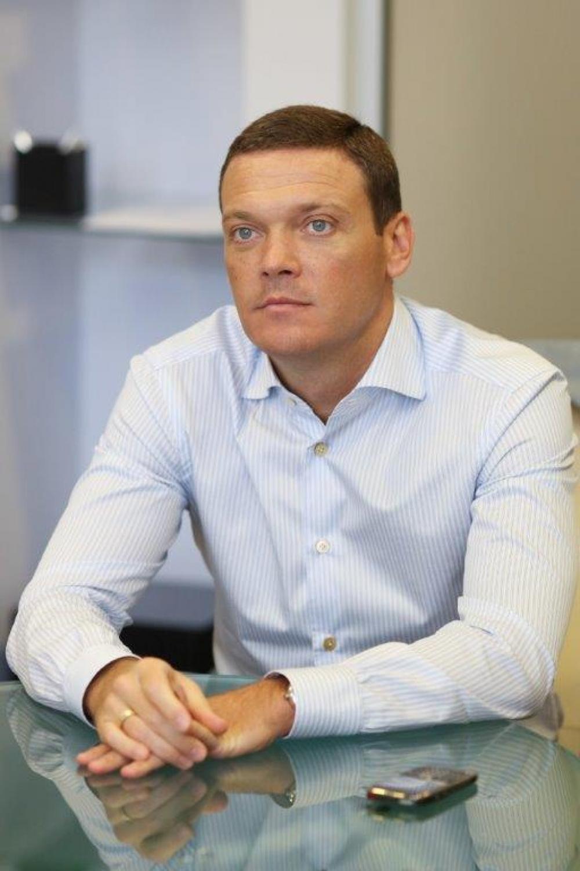 Колишній власник Платинум банку Борис Кауфман