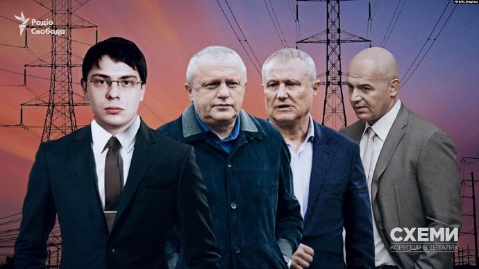 Дмитро Крючков, брати Суркіси та Ігор Кононенко