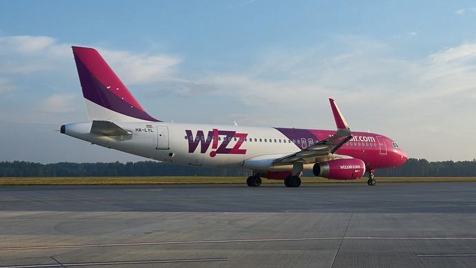 Wizz Air запустить рейси зКиєва таХаркова доКракова