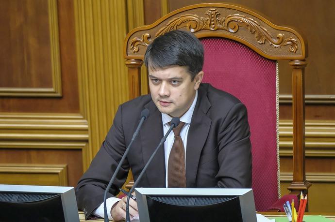 Держбюджет–2020 не ідеальний, він буде змінюватися — Разумков